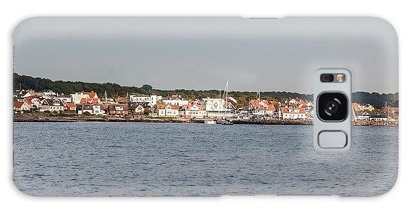 Coastline At Molle In Sweden Galaxy Case