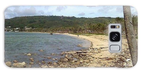 Coastline In Guam II Galaxy Case