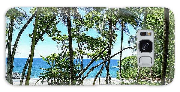 Coata Rica Beach 1 Galaxy Case