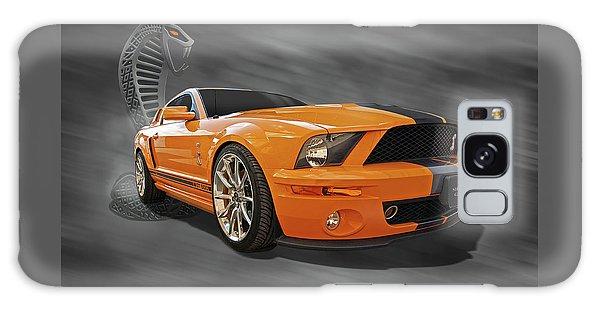 Cobra Power - Shelby Gt500 Mustang Galaxy Case by Gill Billington