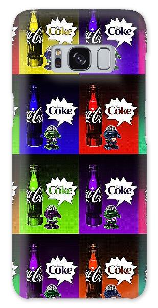 Coca-cola Forever Young 13 Galaxy Case