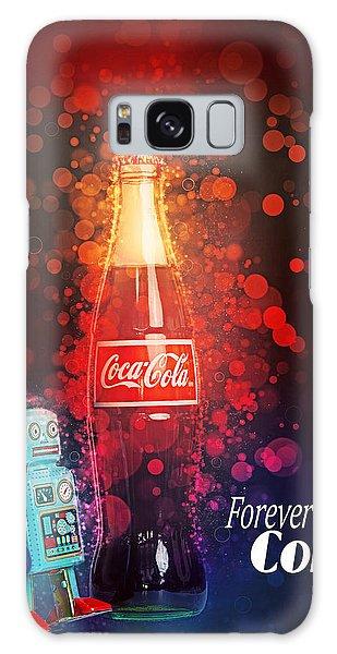 Coca-cola Forever Young 15 Galaxy Case