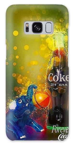 Coca-cola Forever Young 3 Galaxy Case