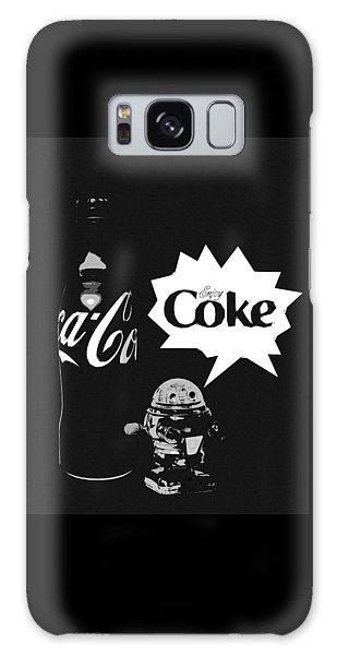 Coca-cola Forever Young 9 Galaxy Case