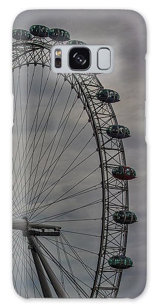 Coca Cola London Eye Galaxy Case by Martin Newman