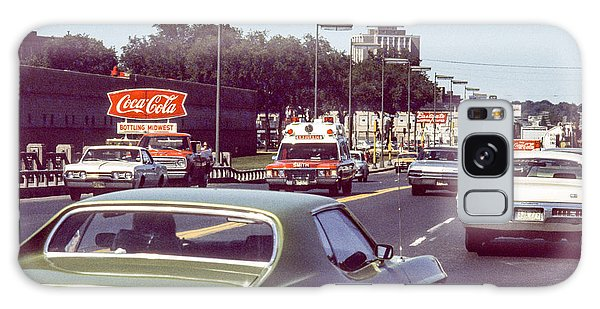 Coca Cola Plant On Central Ave Galaxy Case