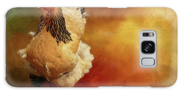 Cochin Chicken Galaxy Case