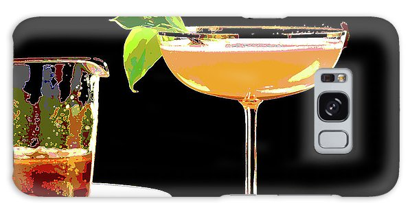 Cocktail And Dreams Galaxy Case