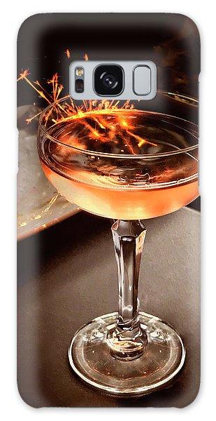 Cocktail Dazzle Galaxy Case