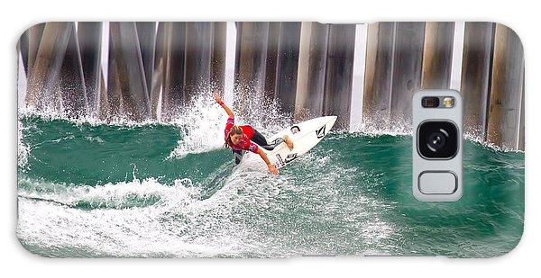 Coco Ho Surfer Girl Galaxy Case