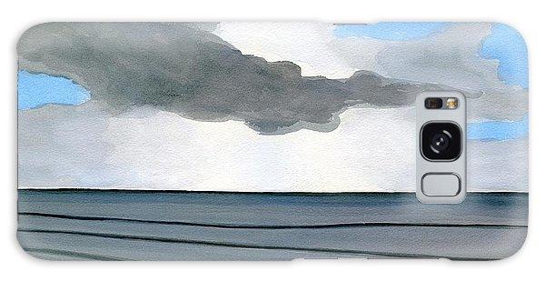 Cocoa Beach Sunrise 2016 Galaxy Case by Dick Sauer