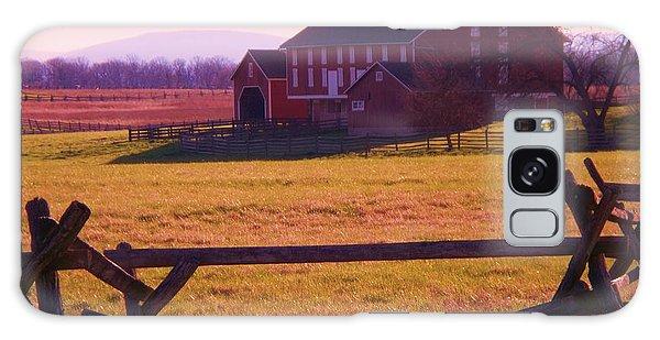 Codori Barn Gettysburg Galaxy Case