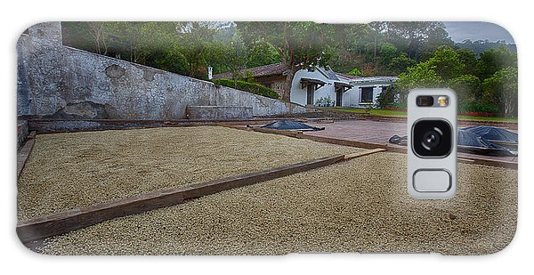 Coffe Production Galaxy Case