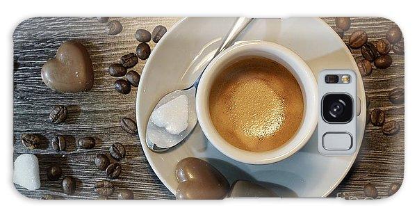 Coffee #1 Galaxy Case