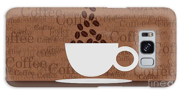 Coffee #3 Galaxy Case