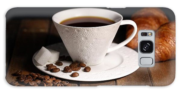 Coffee #4 Galaxy Case
