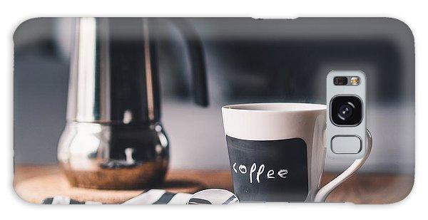 Coffee #5  Galaxy Case