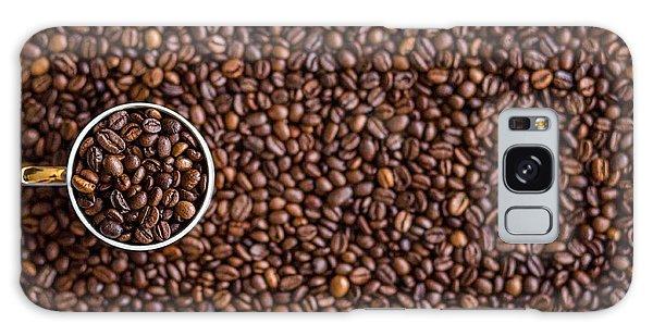 Coffee #7  Galaxy Case