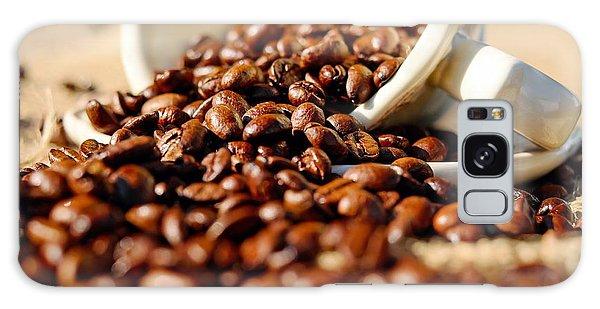 Coffee #8  Galaxy Case