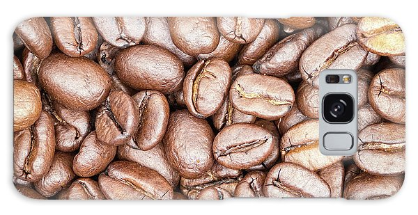 Coffee Beans Galaxy Case