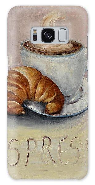 Coffee Break Galaxy Case