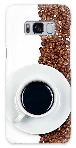 Coffee Galaxy Case by Gert Lavsen