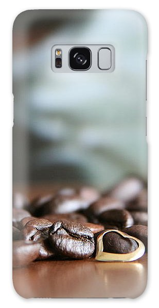 Coffee Lover  Galaxy Case by Lynn England