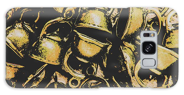 Cafe Galaxy Case - Coffee Shop Abstract by Jorgo Photography - Wall Art Gallery
