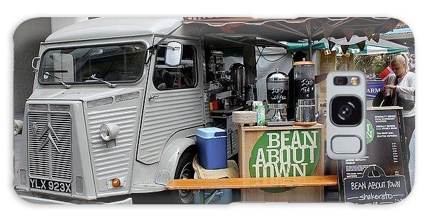 Coffee Truck Galaxy Case
