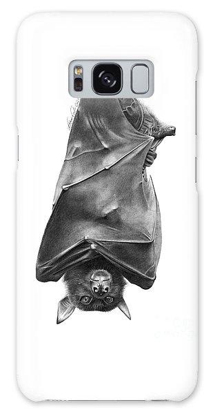 Coffie The Fruit Bat Galaxy Case