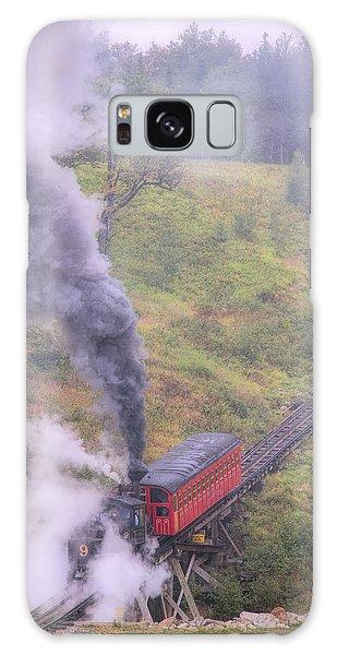 Cog Railway Car Galaxy Case