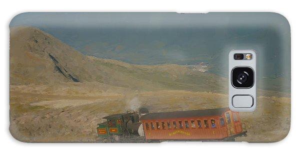 Cog Railway Mount Washington Galaxy Case