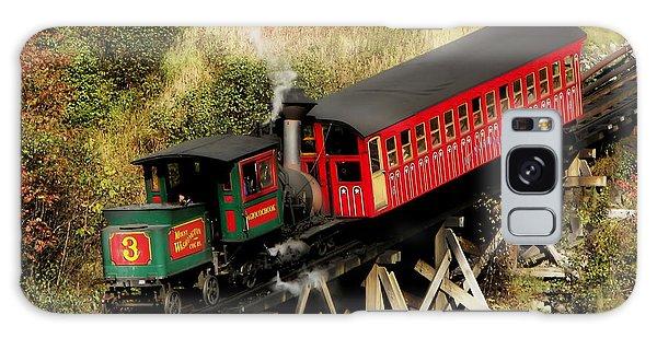 Cog Railway Vintage Galaxy Case