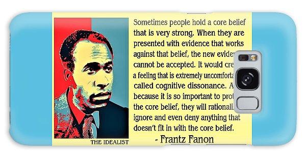 Cognitive Dissonance Frantz Fanon Galaxy Case