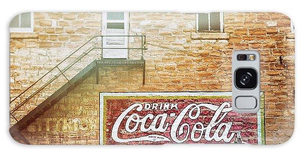 Coke Classic Galaxy Case by Darren White