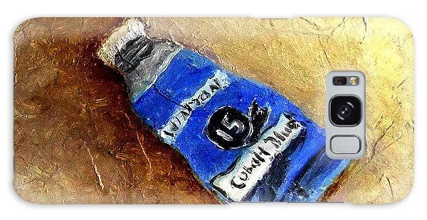 Colbalt Blue Galaxy Case