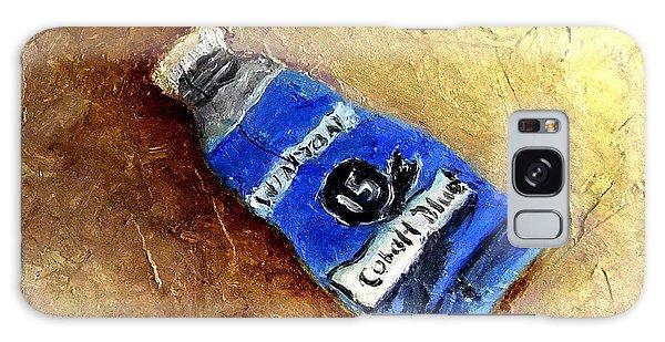 Colbalt Blue Galaxy Case by Fred Wilson