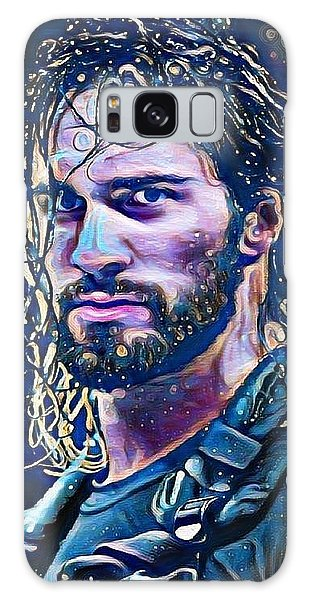 Colby Lopez Portrait Galaxy Case