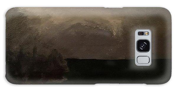 Cold Fog And Sea Galaxy Case