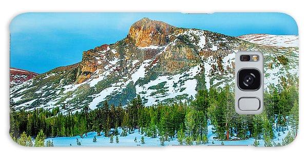 Yosemite National Park Galaxy S8 Case - Cold Mountain by Az Jackson