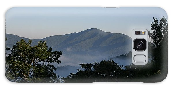 Cold Mountain North Carolina Galaxy Case by Stacy C Bottoms