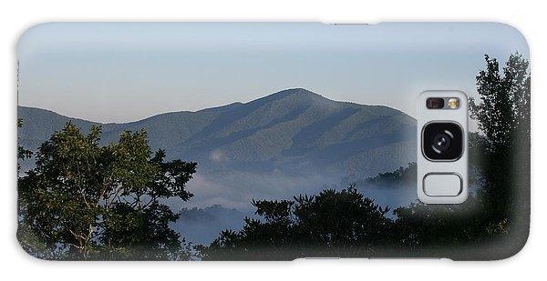 Cold Mountain North Carolina Galaxy Case