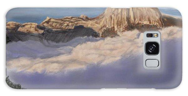Cold Mountains Galaxy Case