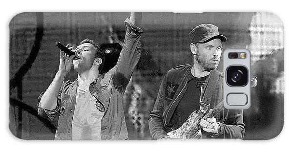 Coldplay 14 Galaxy Case
