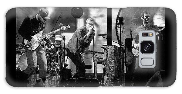 Coldplay 15 Galaxy Case by Rafa Rivas