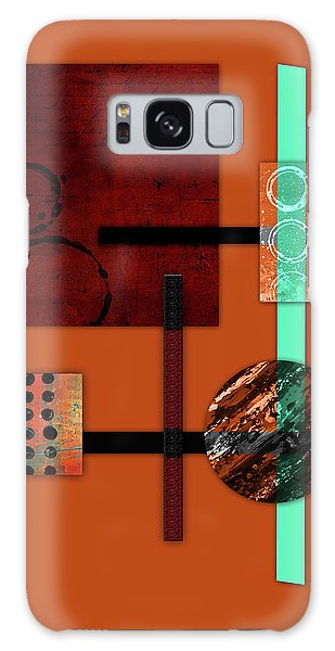 Collage Abstract 10 Galaxy Case
