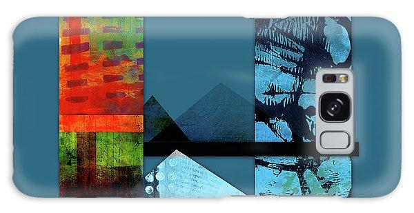 Collage Landscape 1 Galaxy Case