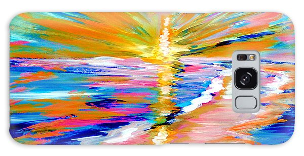 Collection Art For Health And Life. Painting 5. Energy  Of  Life Galaxy Case