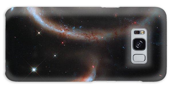 Colliding Galaxies Galaxy Case