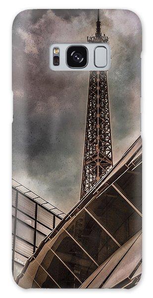 Paris, France - Colliding Grids Galaxy Case
